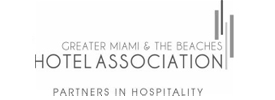 Greater Miami & The Beaches Hotel Association logo