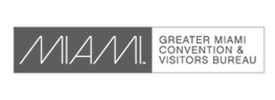 Miami - Greater Miami Convention & Visitor Bureau logo