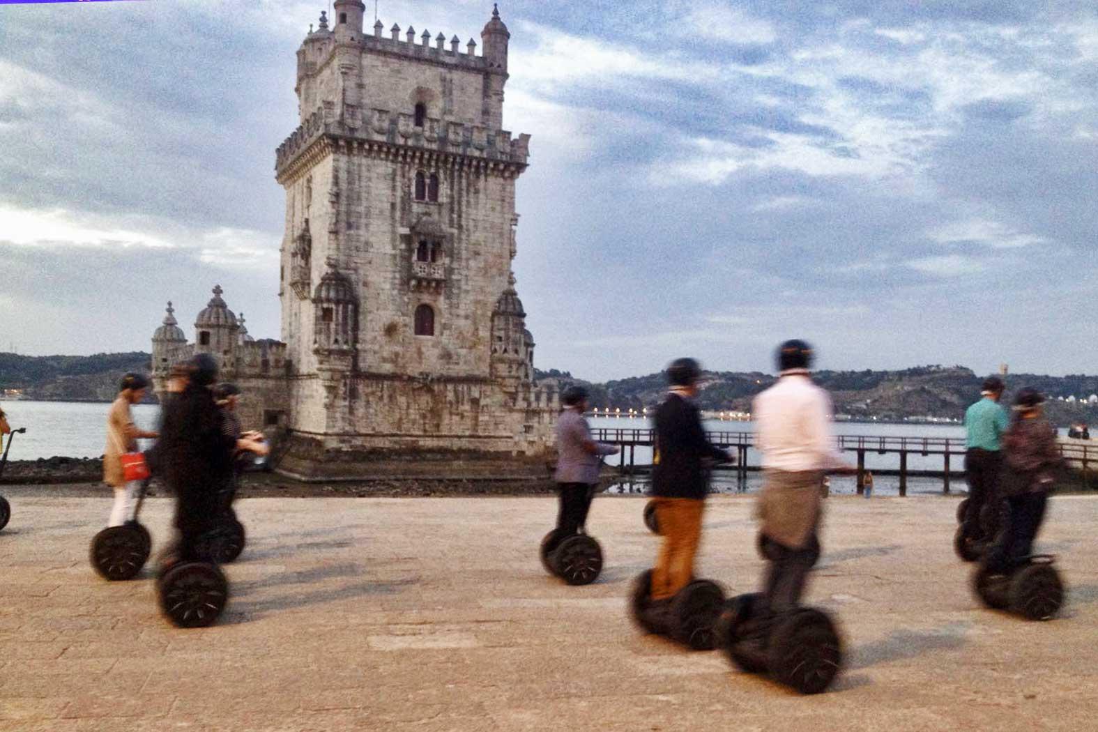 Fun runs and walks in Lisbon